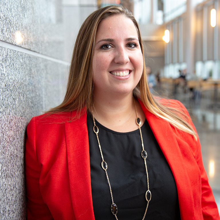 Kelly Blair, MBA'17