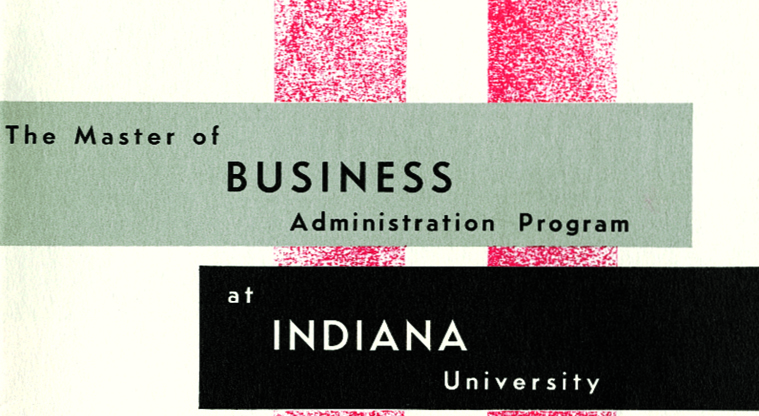 First MBA offered, replacing the Master of Science in Business and the Master of Commercial Science. IU School of Business Alumni Association established—now the largest business school alumni association in the world.