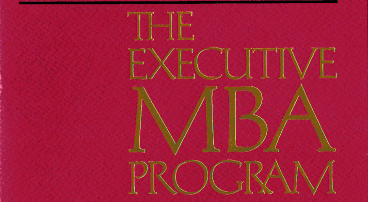 Executive MBA Program begins in Indianapolis.