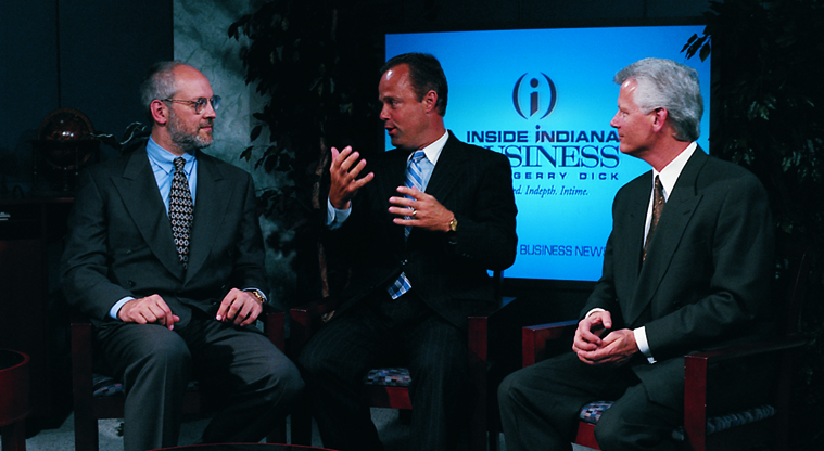 Indiana Business This Week begins in partnership with WRTV and WFYI.